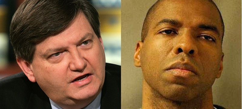 James Risen (left) and Jeffrey Sterling (right)