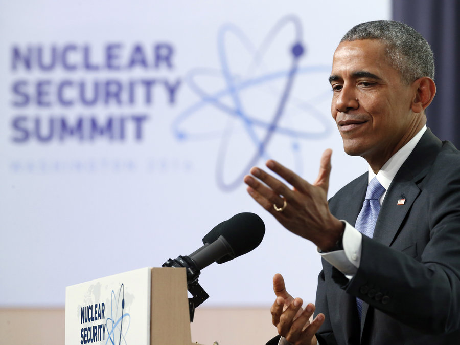 obama at nuclear summit